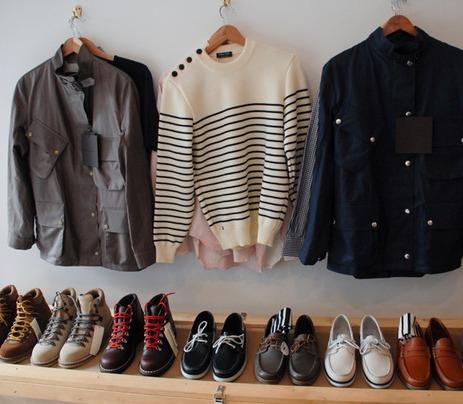 Перевозка одежды и обуви