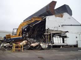 Демонтаж домов, зданий