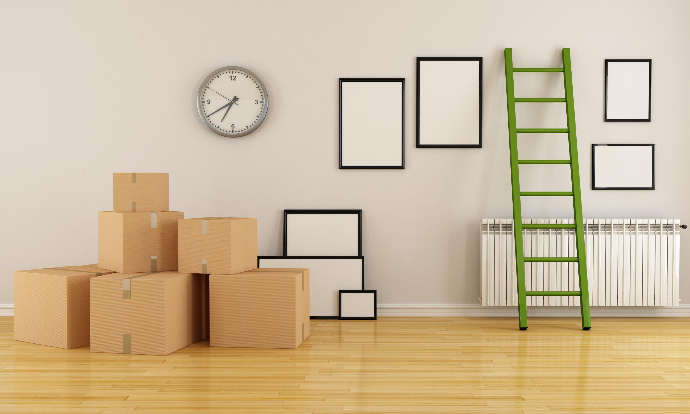 Как получить удовольствие от переезда?
